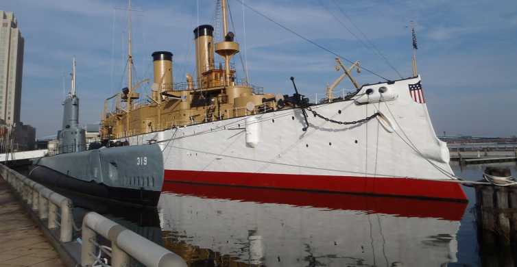 Philadelphia: Independence Seaport Museum & USS Olympia