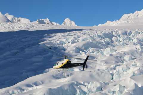 Franz Josef: Glacier Helicopter Ride with Snow Landing