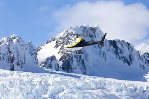 Fox Glacier: Scenic Helicopter Ride with Snow Landing