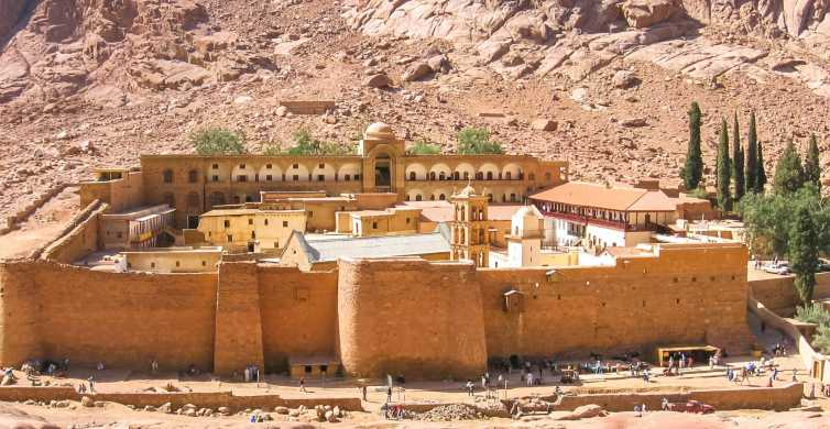 Sharm-El-Sheikh: St. Catherine's Monastery and Dahab City