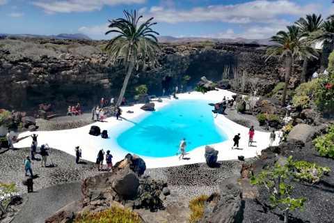 Lanzarote: Jameos del Agua y viaje al norte para cruceristas