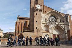 Excursão E-Bike em Toulouse