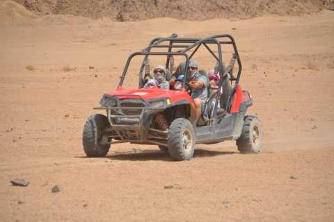 Sharm el-Sheikh: Dune Buggy Safari, Camel Ride & BBQ Dinner