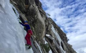 Salt Lake City: Guided Wasatch Range Ice Climbing