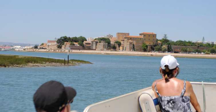 From Faro: Ria Formosa Lagoon Boat Tour