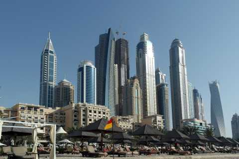 Dubai City Tour with Burj Khalifa Visit