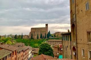 Aus Florenz: Chianti, Siena, San Gimignano & Monteriggioni