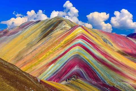 Desde Cuzco: senderismo por la montaña Arcoíris
