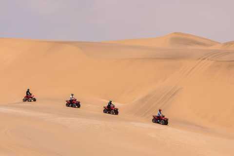 From Swakopmund: Desert Quad Biking