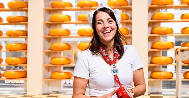 Amsterdam: Cheese Tasting by Henri Willig with Wine