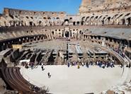 Rom: Private Tour – Schnelleinlass Kolosseum & Palatin-Hügel