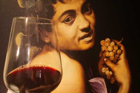 Rome: 2-Hour Caravaggio Art and Wine Experience