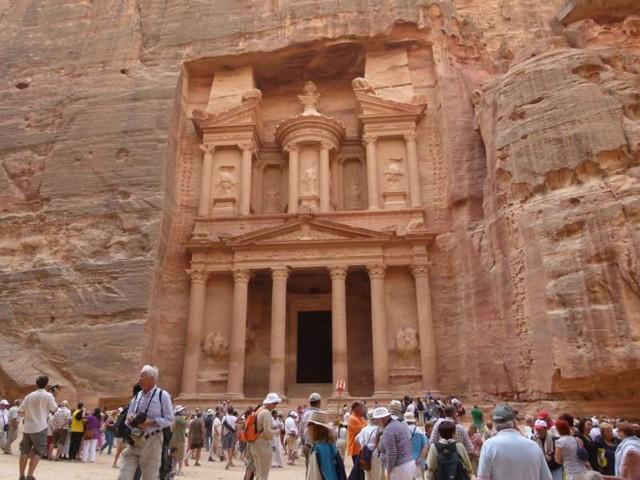 Vanuit Sharm El Sheikh: dagtocht naar Petra