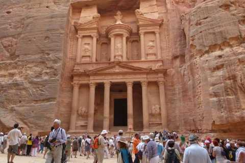 From Sharm El Sheikh: Day Tour of Petra