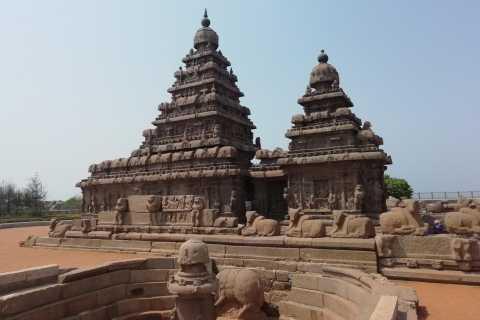 Chennai: Mahabalipuram Tour with Lunch