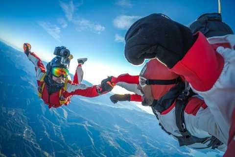 From Motueka: Abel Tasman Tandem Skydive Experience