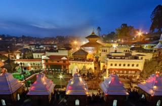 Kathmandu: Stadt- und Tempeltour