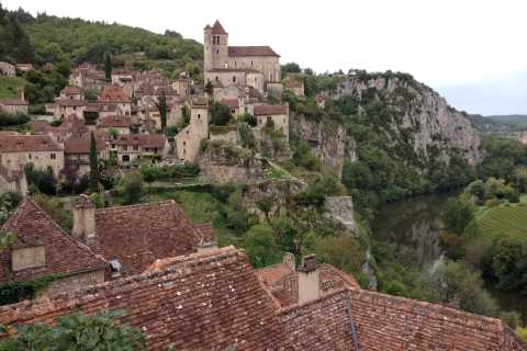 From Toulouse: Peche Merle and Saint Cirq LaPopie Day Trip