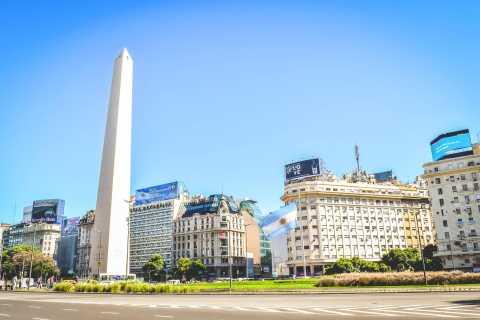 Lo mejor de Buenos Aires: tour guiado (grupo reducido, 3 h)