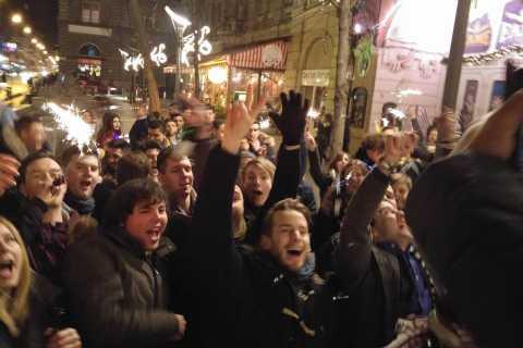 Budapest: tour dei pub durante la notte di San Silvestro