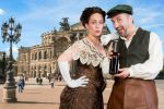 Dresden: 1.5-Hour Tour with Beer Tasting and Meal