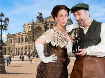 Dresden: Bierführung mit Bierprobe und 2-Gänge-Menü. Foto: GetYourGuide