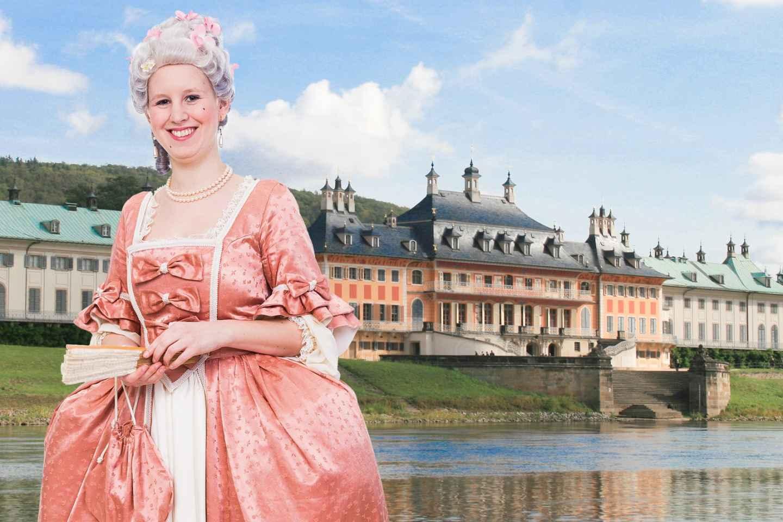 Dresden: 1,5-stündiger Erlebnisrundgang Schloss Pillnitz