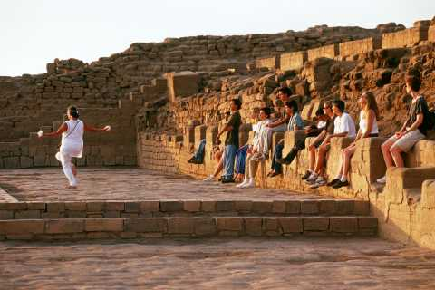 From Lima: Half-Day Pachacamac Ruins Tour