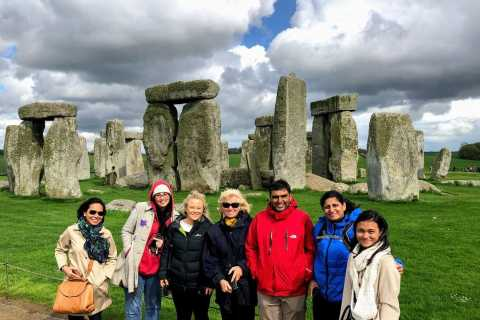 Stonehenge and Bath: Small-Group Tour With Oxford Professor