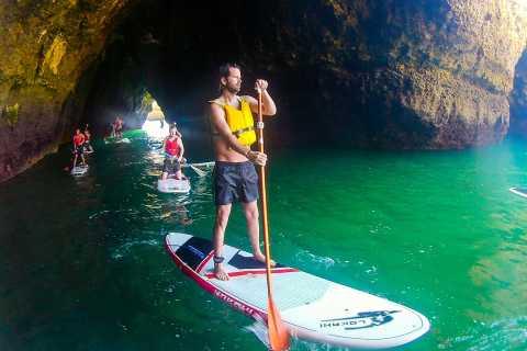 Albufeira: Stand-Up Paddle Boarding at Praia da Coelha