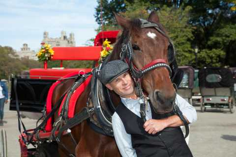 Central Park: Short Loop Horse Carriage Ride
