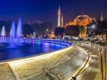 Istanbul: Das beste von Istanbul an 1 Tag