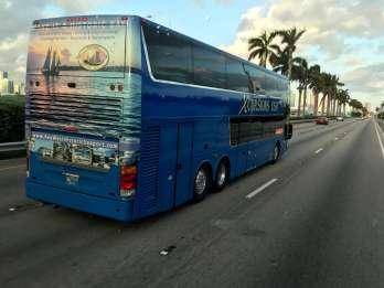 Ab Miami: Tagestour nach Key West im Reisebus