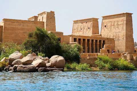 Vanuit Marsa Alam: privé-dagexcursie naar Aswan met lunch