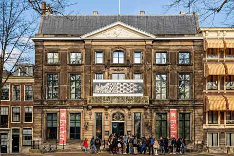 The Hague: Escher in The Palace Museum Ticket