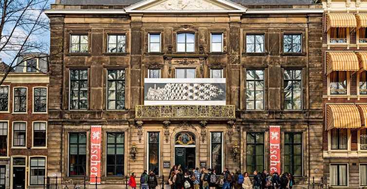 Haia: Ingresso Museu Escher in Het Paleis