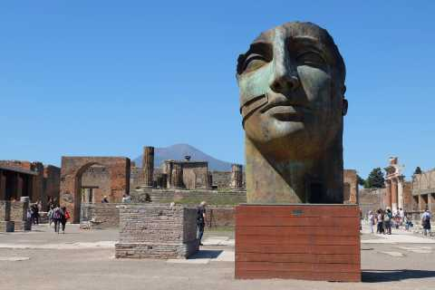 Pompeii: HD Guided Tour with Fast-Track Entrance