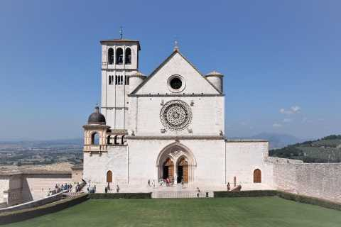 Rome: Assisi Day Tour