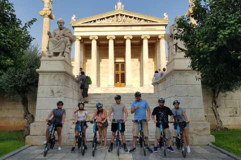 Athens: Electric Bike Day Tour