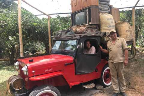 From Bogotá: Hacienda La Coloma Coffee Farm Day Trip