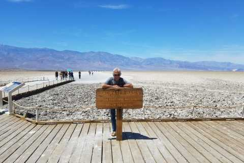 Las Vegas: Death Valley Park Tour in English & German