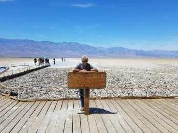 Las Vegas: Death-Valley-Park-Tour auf Englisch und Deutsch