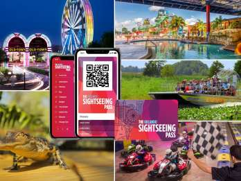 Orlando: Sightseeing Flex-Pass, Rabatte und Trolley-Tour