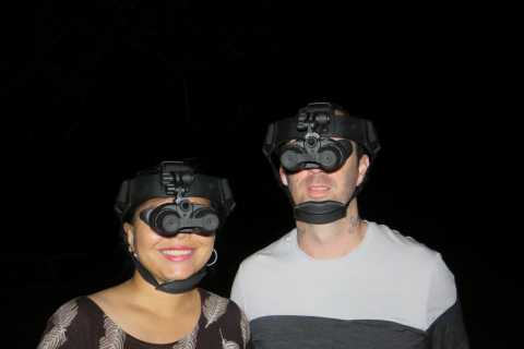 Byron Bay: Nighttime Nature Walk with Night Vision Goggles