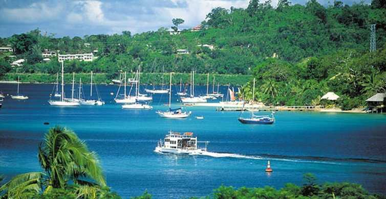 Port Vila: 90-Minute Sightseeing Tour