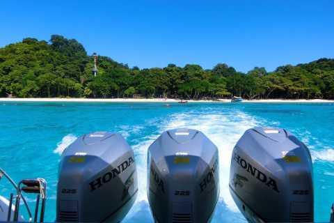 Ko Lanta: Koh Rok Snorkeling Day Trip by Speedboat