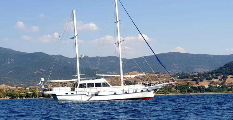 From Mykonos: 6-Hour Delos and Rhenia Islands Boat Trip