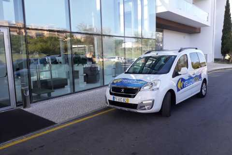 Alvor: Faro Airport Private Transfer Service