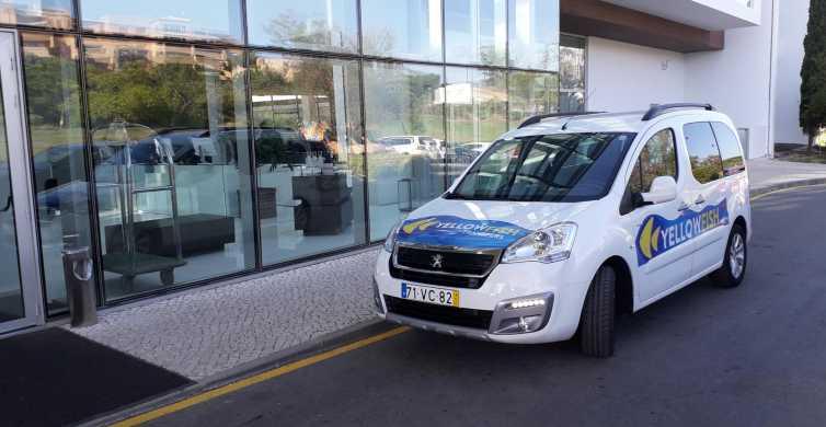 Alvor: Serviço de Transfer Privado do Aeroporto de Faro