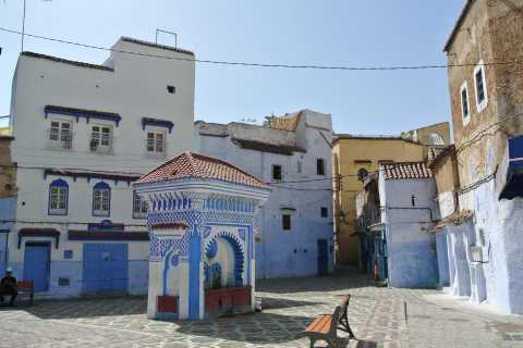 From Casablanca: 3-Day Private Tour to Chefchaouen and Fez